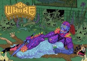 Art Whore - KM Sigil - NerdGore - FB size
