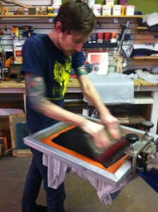 CS - Beau - Screen Printing 001