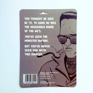 CS - Resin - Frank N. Stein - Card Back
