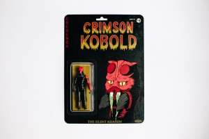CS - Resin - Gatekeeper - Crimson Kobold - Carded