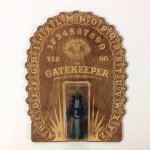 CS - Resin - Gatekeeper - On Wood