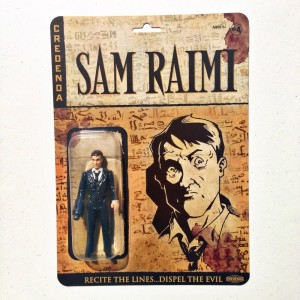 CS - Resin - Sam Raimi - Carded