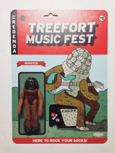 CS - Resin - Treeforst Monster - Carded