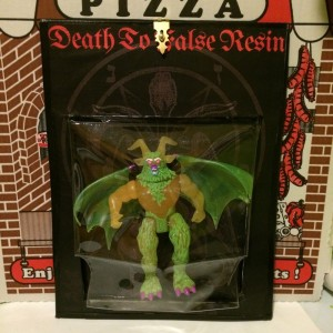 DSB - Death to False Resin - Carded - Front