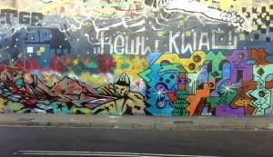 DOER - Graffiti - ZAP Galaxy X DOER 001