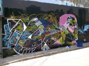 DOER - Graffiti - ZAP Galaxy X DOER 002