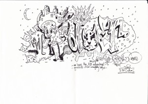 DOER x BIZ x 2 unknowns - Sketch - 001