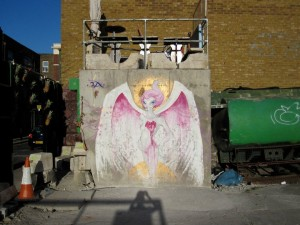 Love Ariel - STREET ART - 002 UK