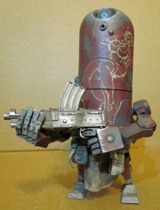 SAM - Custom ThreeA robot 001