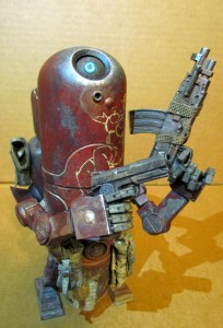 SAM - Custom ThreeA robot 002