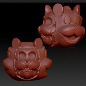 Crummy Gummy x I Am Scumbag - Sculpt - 001