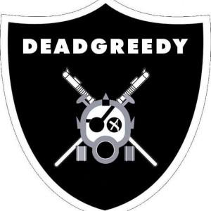 Dead Greedy - Logo 002