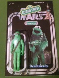 Dead Greedy - Resin - Ewwbacca 001