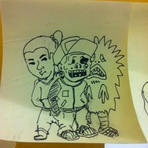 KEARJUN - Sketch - 001