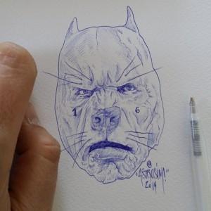 Stian Simensen - Sketch - 002