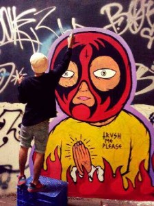 Yahya Dwi Kurniawan - Graffiti Process - 004