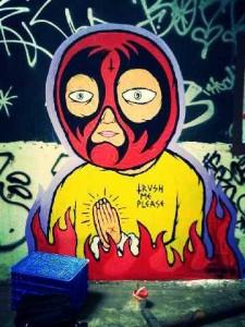 Yahya Dwi Kurniawan - Graffiti Process - 005