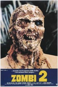 Zombi 2 - Poster