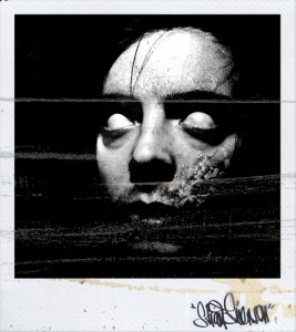 polaroid zombie