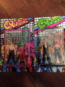 Louie Chavez - Art Toys - Cruisers
