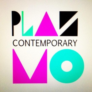 Nuke Beach - Plazmo Contemporary Gallery - Logo 001