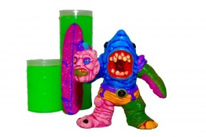 Nuke Beach - Resin - Chum Bucket 001