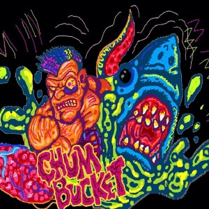 Nuke Beach - Resin - Chum Bucket 002