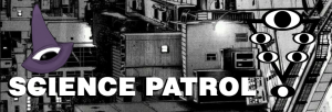 Science Patrol - Logo - 001