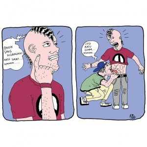Erick Mahendra - Comic - 001
