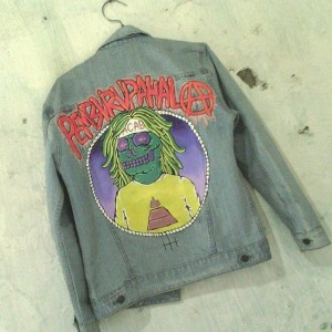 Erick Mahendra - Painted Jacket - 003