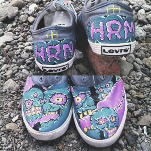 Erick Mahendra - Painted Shoes - 004