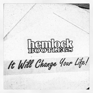 Hemlock Bootlegs - Logo 001