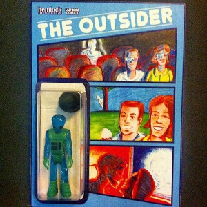 Hemlock Bootlegs x Last Boss Comics - Outsider - 001