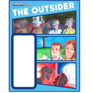 Hemlock Bootlegs x Last Boss Comics - Outsider - 004
