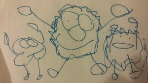 Ed Edderson - Ed's Childhood Art