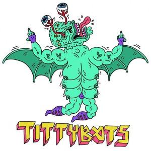 Russell Taysom - Tittybats - 001