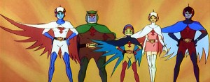Battle of the Planets - G Force