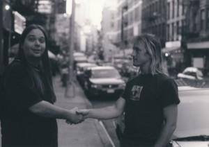 Mike Diana + Shane Bugbee 001