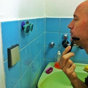 Mike Diana - Shaving - 2013