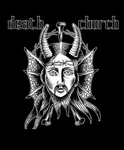Spider Death - Death Church - Logo