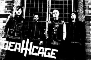 Spider Death - Deathcage - Promo Pic
