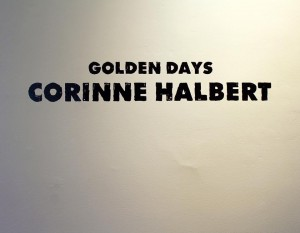Corinne Halbert - Golden Days Solo Show - 004