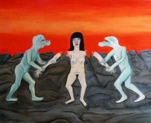 Corinne Halbert - Painting 002