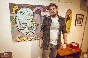 Lurk - Russ - Art Show 001