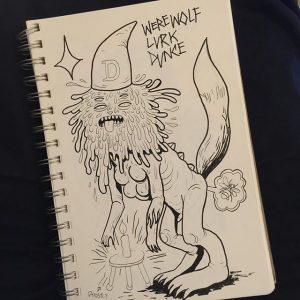 Lurk - Sketch 003