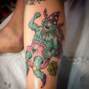 Lurk - Tattoo 003