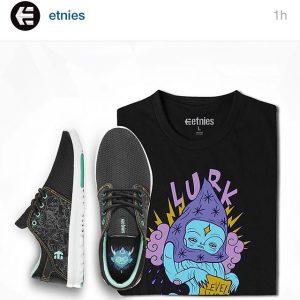 Lurk X Etnies - 001