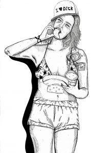 Nikki Pecasso - Art - 021
