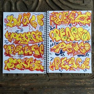PEACE - Blackbook - 006