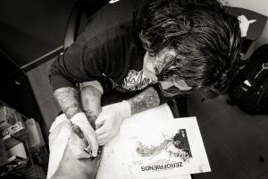 Brad Lonergan - Tattooing 001